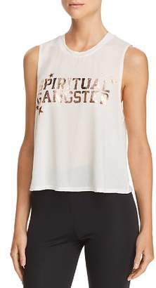 Spiritual Gangster Graphic Muscle Tank