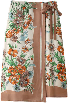 JET (ジェット) - ジェット ヴィンテージスカーフプリントスカート