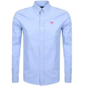 Barbour Beacon Abbot Shirt Blue