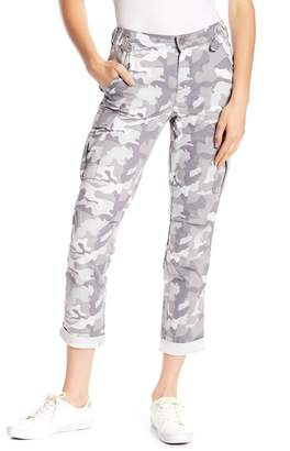 William Rast Camouflage Cargo Pants