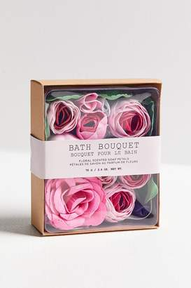 Urban Outfitters Bath Bouquet Floral-Scented Soap Petals