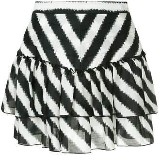 Aje Palomas mini skirt