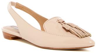 Tahari Paulina Slingback Flat $89 thestylecure.com