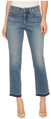 NYDJ Sheri Slim Ankle Released Hem in Pacific Women's Jeans