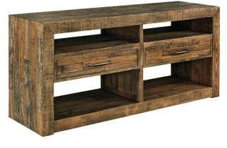Signature Design by Ashley Sommerford Dining Room Server - Casual Style - Brown