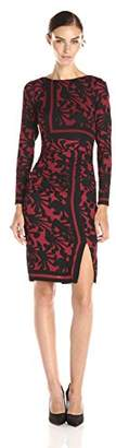 Tracy Reese Women's Placement Print T Dress $275.90 thestylecure.com