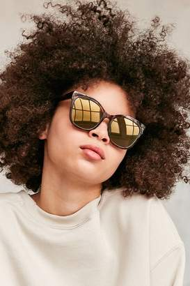 Urban Outfitters Cameron Square Sunglasses $16 thestylecure.com
