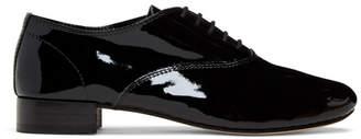 Repetto Black Patent Zizi Oxfords