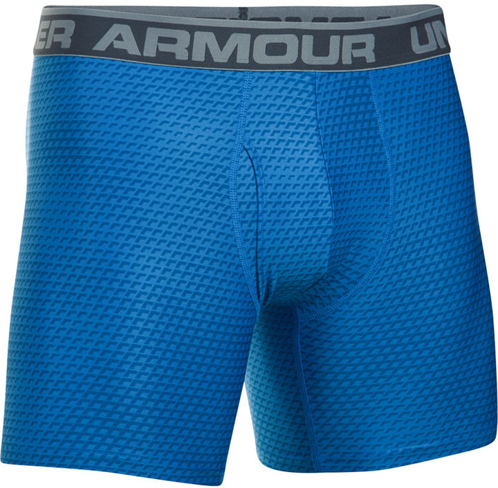 Under Armour Men's The Original Printed Boxer Briefs