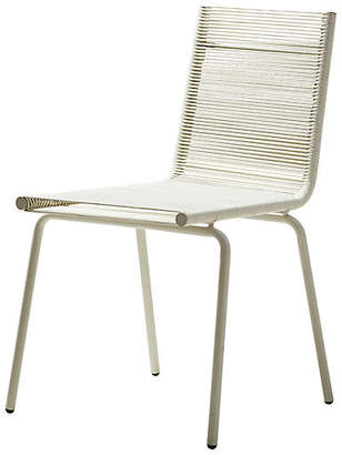 Sidd Side Chair - White - Cane-line