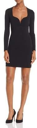 Nookie Madonna Long-Sleeve Mini Dress