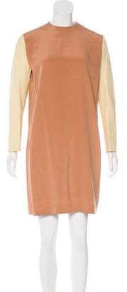 Celine Silk Shift Dress