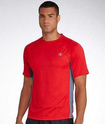 Champion Vapor Powertrain T-Shirt, Activewear - Men's
