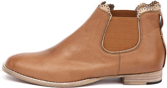 Mollini Whippy Tan Boots Womens Shoes Casual Ankle Boots