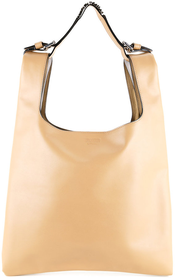 MoschinoMoschino two-tone bag