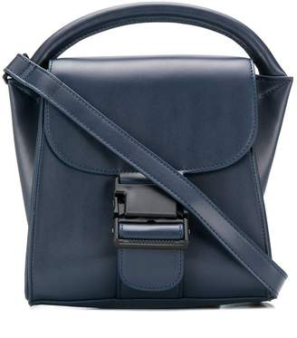 Zucca buckle fastened tote bag