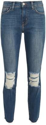 L'Agence Matador Rustic Blue Jeans