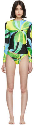 Louisa Ballou SSENSE Exclusive Multicolor Surfers Paradise Bikini