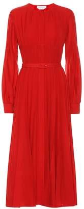 Gabriela Hearst Gertrude wool and cashmere dress