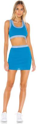 superdown Katie Knit Skirt Set