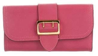 Burberry Halton Leather Wallet