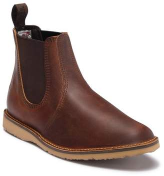 Red Wing Shoes Weekend Water Resistant Leather Chelsea Boot - Factory Second