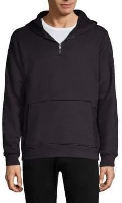 Twenty Tees Zipped Hooded Pullover