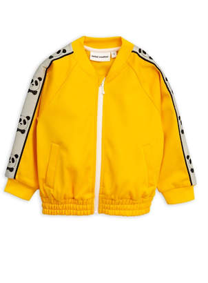 Mini Rodini Yellow Panda Jacket