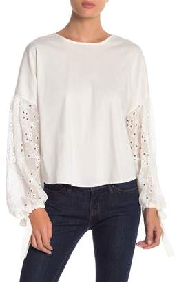Bishop + Young Chase Blouse