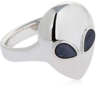 Alien Pinky Ring