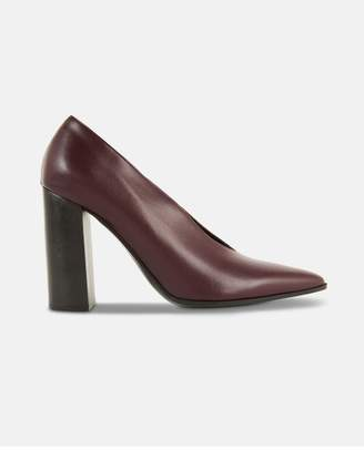Stella McCartney Plum Pumps
