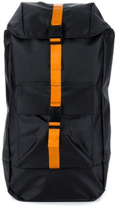 Eastpak large backpack with contrasting buckle