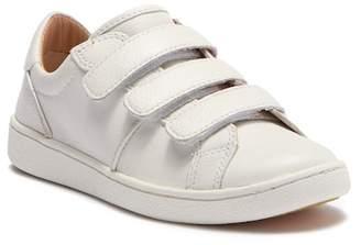UGG Alix Hook-and-Loop Leather Sneaker