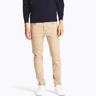 Uniqlo Men's Stretch Skinny Fit Color Jeans