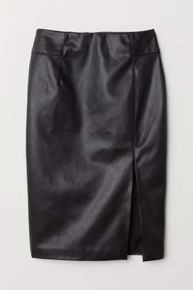 H&M Pencil Skirt - Black