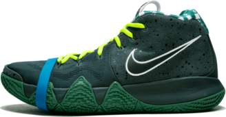 Nike Kyrie 4 TV PE 15 - 'Green Lobster' - Deep Jungle/White