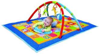 Taf Toys Curiosity Activity Gym and Play Mat. Extra Large 59 X 39 Inch by