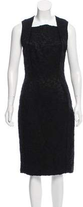 Bottega Veneta Textured Sheath Dress w/ Tags
