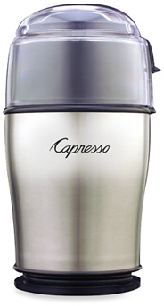 Capresso Cool Grind Blade Coffee Grinder - Stainless Steel