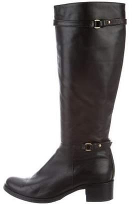 LK Bennett Leather Knee-High Boots