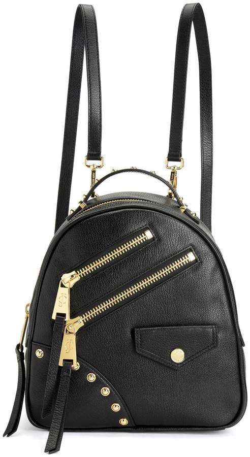 Juicy Couture Olympic Leather Backpack