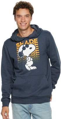 Men's Peanuts Snoopy Pull-Over Hoodie