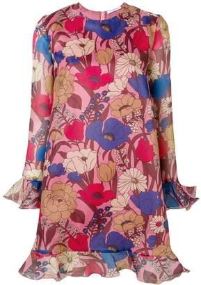 Vivetta floral mini dress