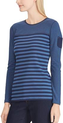 Chaps Women's Striped Tee