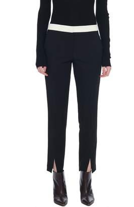 Tibi Anson Stretch Tailored Skinny Pant