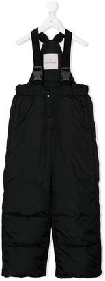 Moncler padded overalls