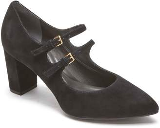 Rockport Violina Luxe Double Strap Mary Jane Pump