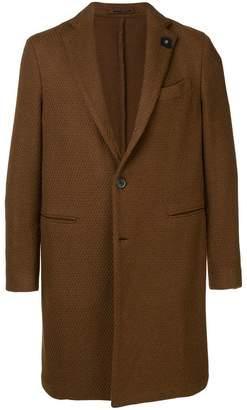 Lardini single breasted coat