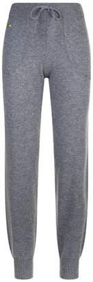 Bella Freud Star Spangled Cashmere Sweatpants