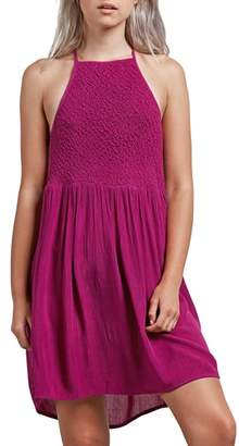 Volcom Haute Stone Cover-Up Dress